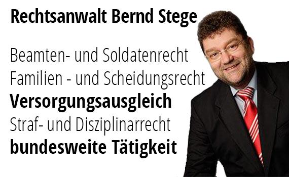 Rechtsanwalt Stege