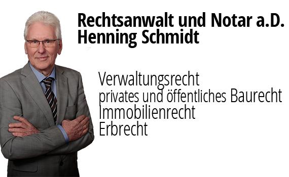 Rechtsanwalt Schmidt