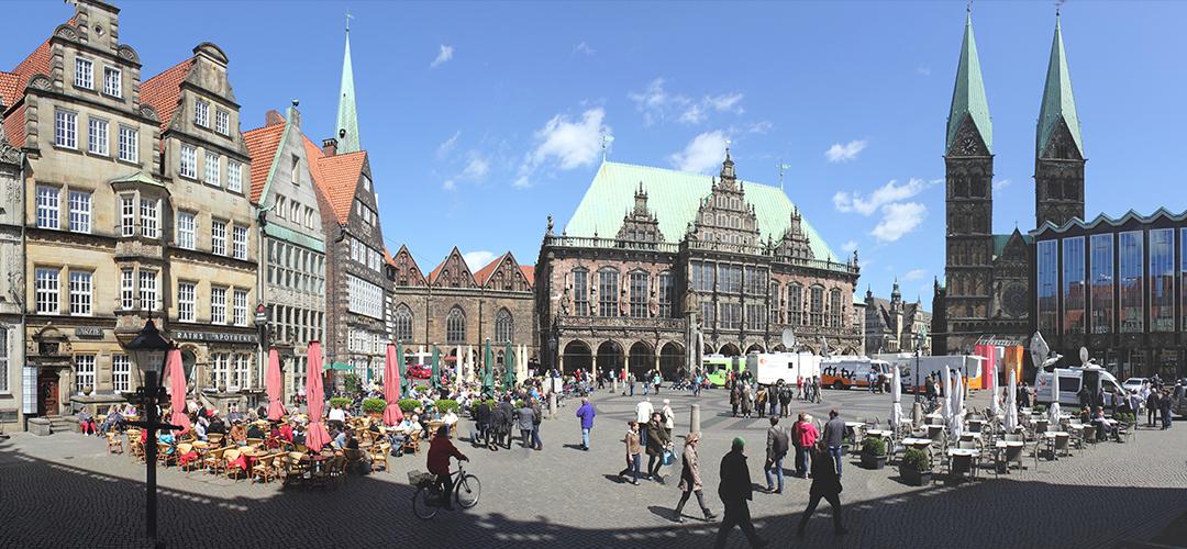 Willkommen in der Freien Hansestadt Bremen